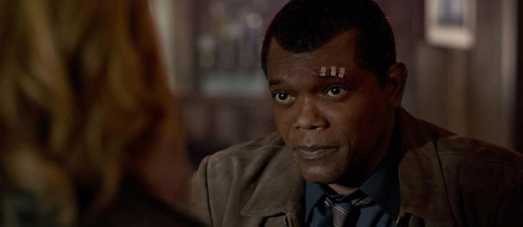 A de-aged Samuel L. Jackson by Lola VFX for 'Captain Marvel