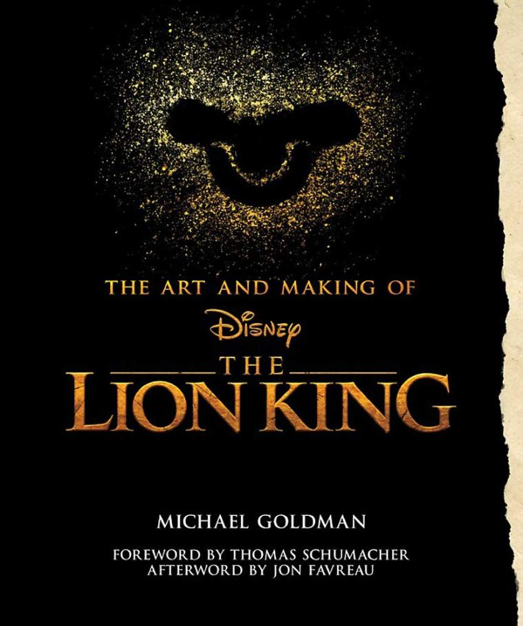The Art and Making of The Lion King