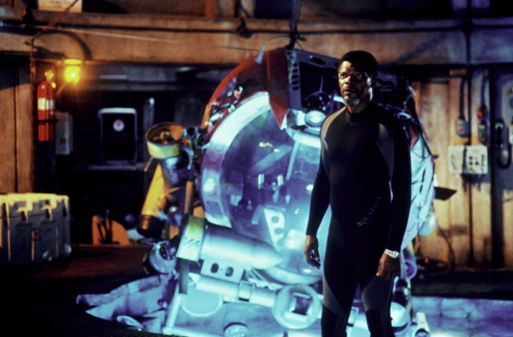 'The sooner you kill me, the happier I'll be': a VFX oral history of Samuel L. Jackson's shocking 'Deep Blue Sea' departure