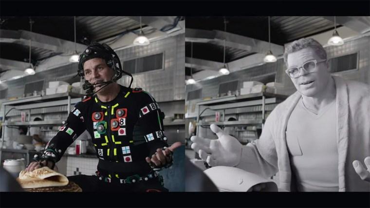 Hulk VFX breakdown