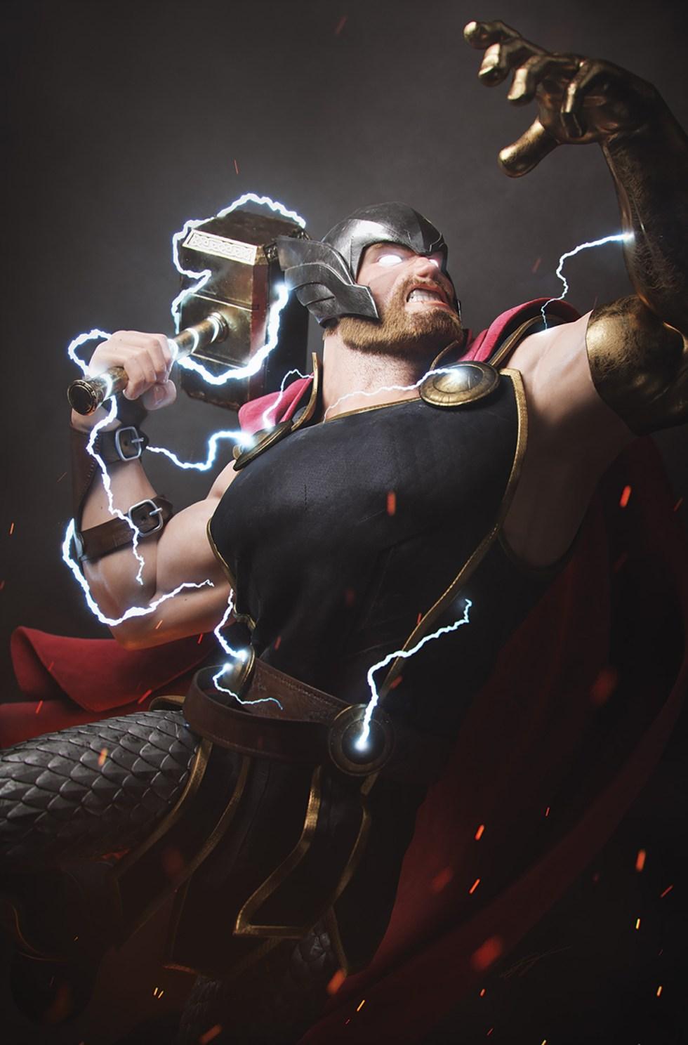 Victor Hugo's Thor