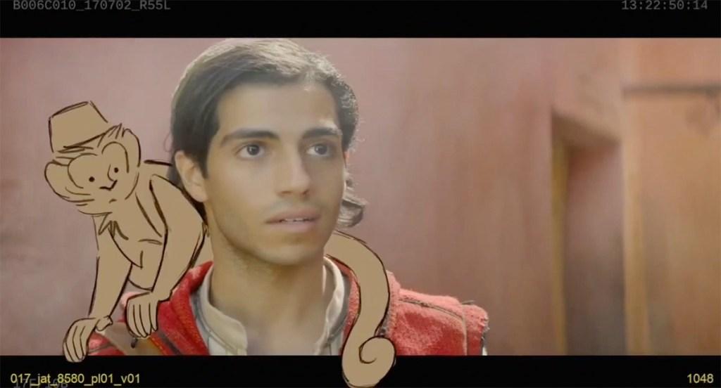 Aladdin CG