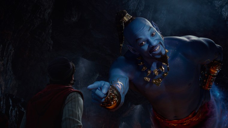 Aladdin Genie CG