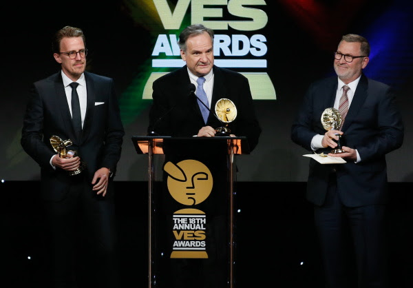 VES Awards Winner list