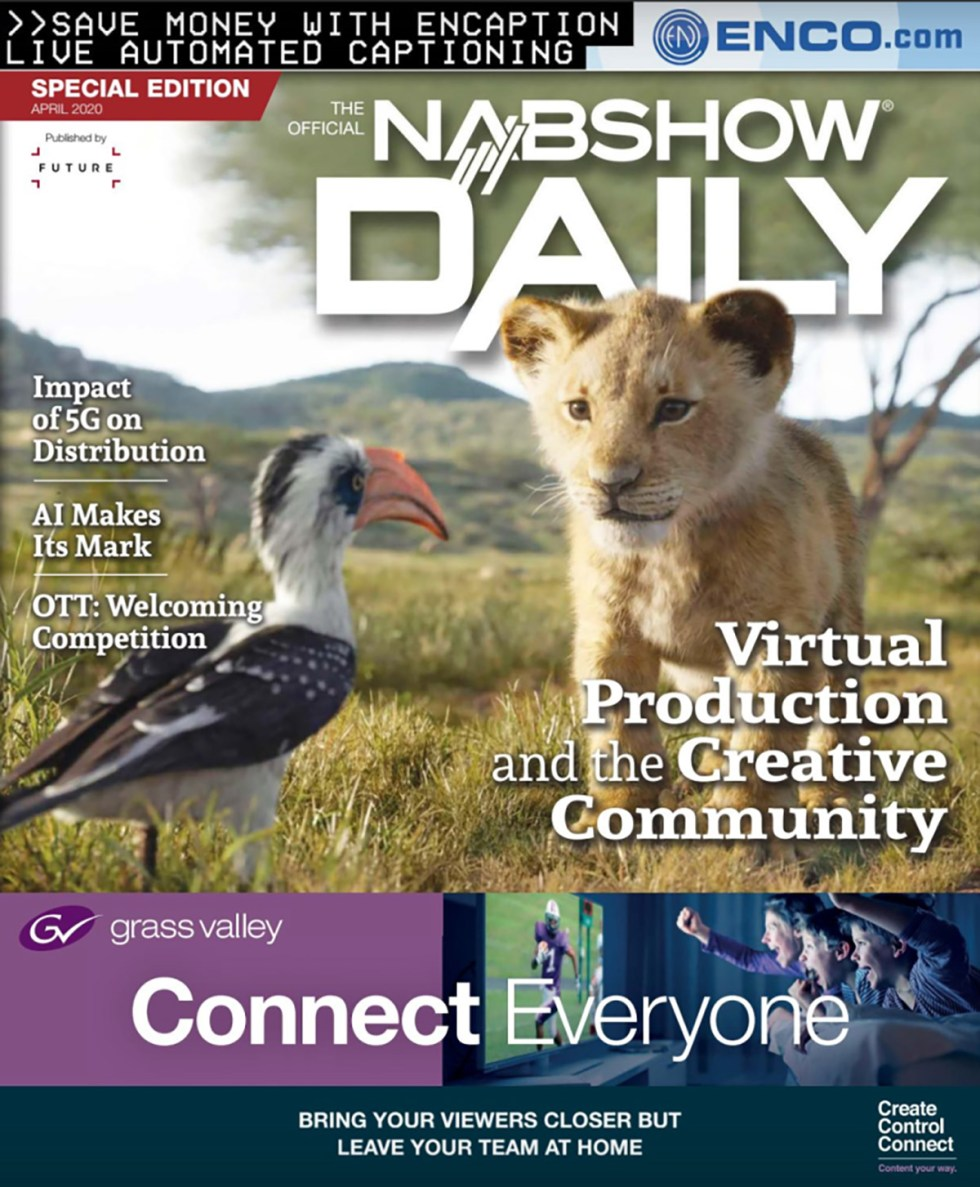 NAB Show Daily