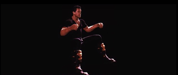 Here's what it took back in '95 to make a digital stunt double of Sylvester Stallone