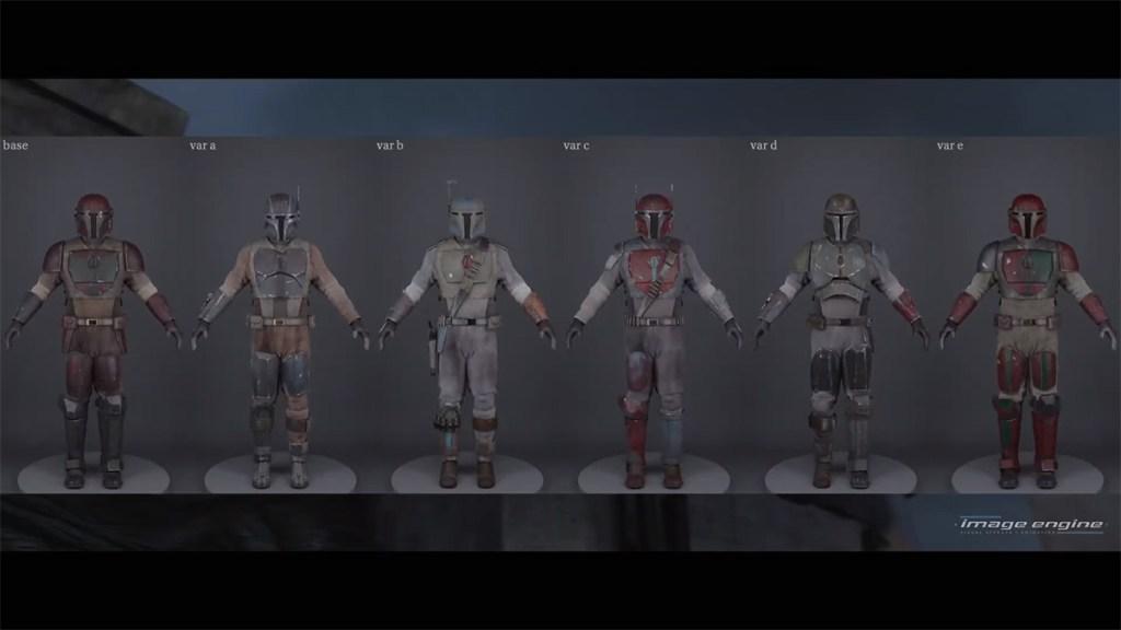 Watch Image Engine's 'Mandalorian' breakdown reel