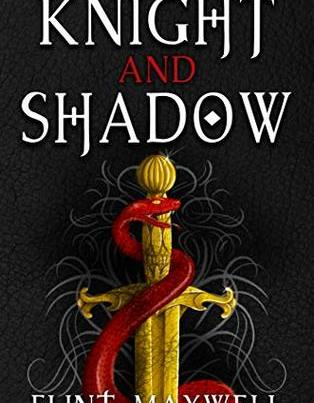 Cover of Knight and Shadow novel by Flint Maxwell