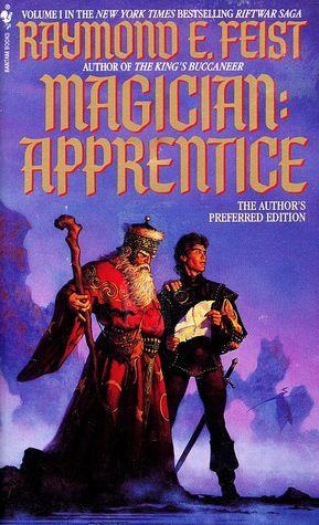 Magicians Apprentice Cover