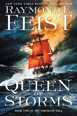 cover of Queen of storms