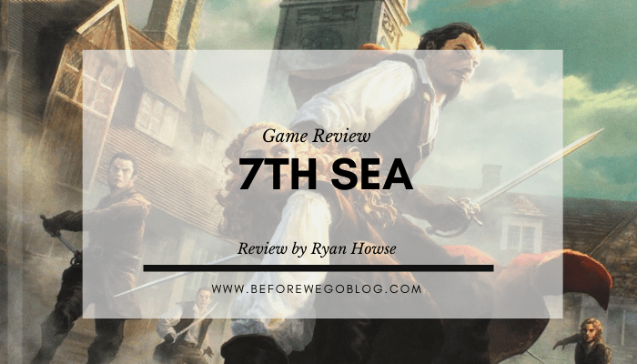 7th Sea Banner
