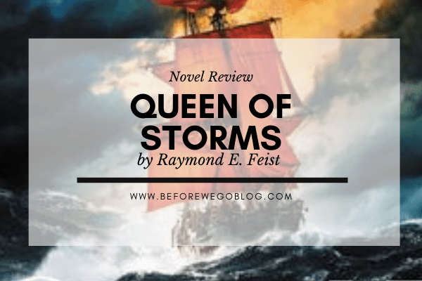 Title Image of Queen of Storms