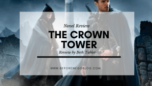 The crown tower banner