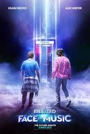 Bill and Ted Face the Music Movie Poster