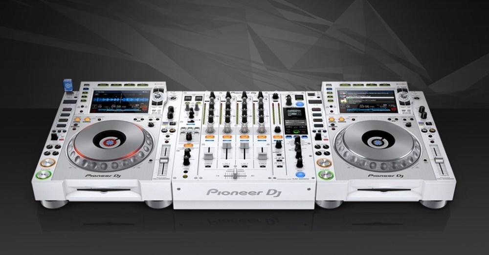 Location de régie Pionner DJ