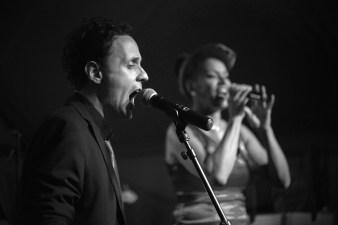 Duo chanteurs