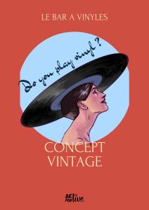 Concept vintage