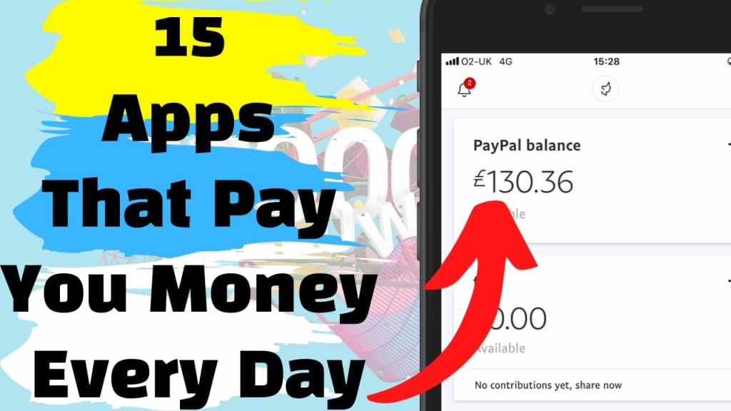 15 Apps That Pay You Money Every Day
