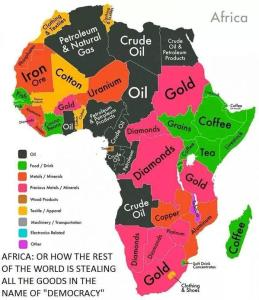 AFRICA-Goods