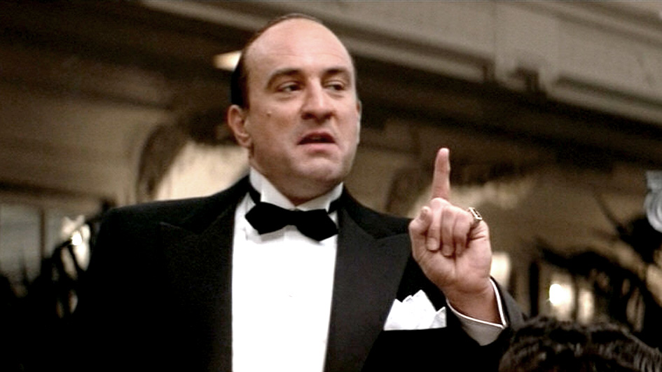 Image result for capone finger untouchables
