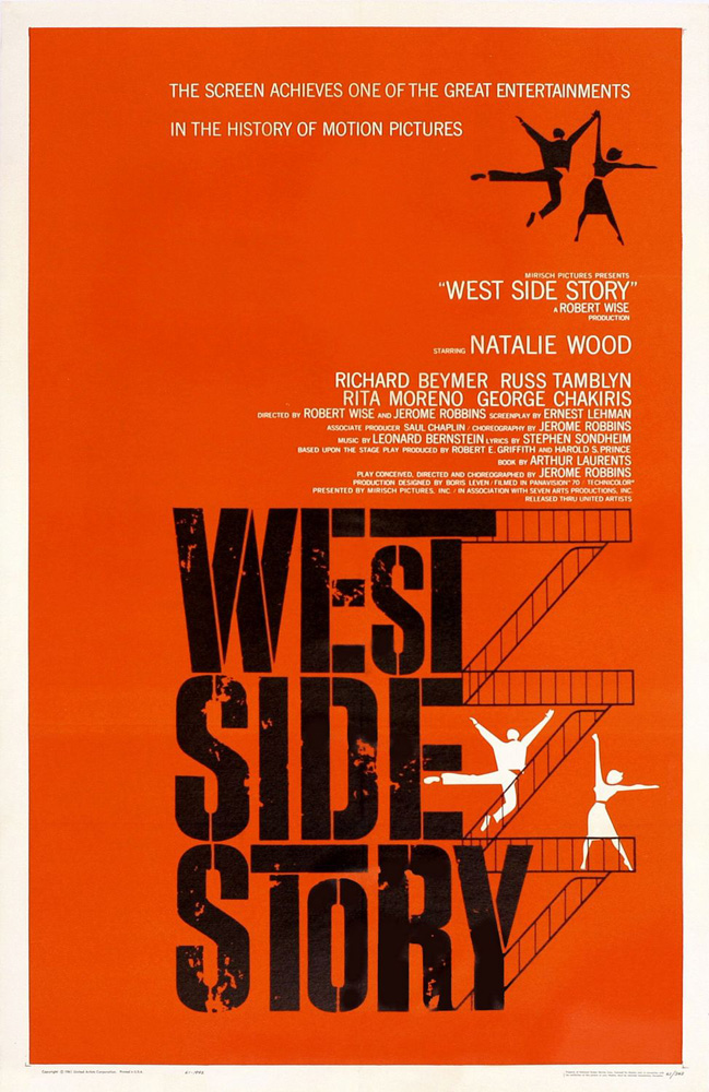 The Minimalist Film Posters of Saul Bass | BeFront Magazine