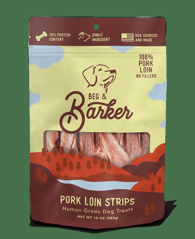 pork dog treats