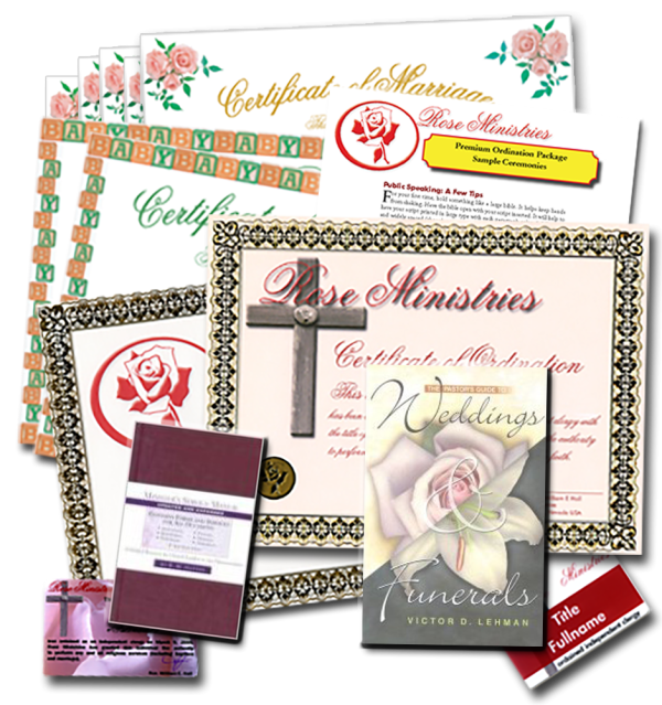 Full Service Ministers Package
