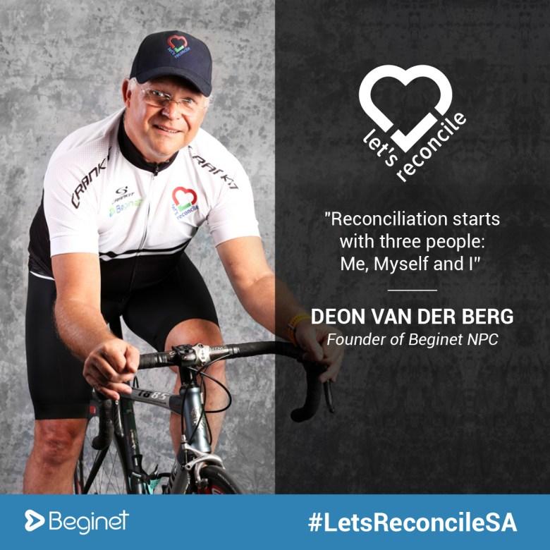 Let' Reconcile Cycle Tour