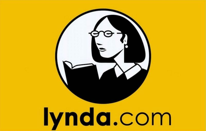 lynda learning website logo