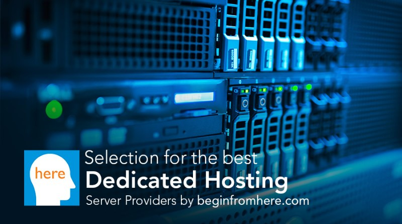 10 best dedicated server hosting