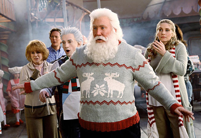 Title: SANTA CLAUSE 3, THE : THE ESCAPE CLAUSE ¥ Pers: ANN-MARGRET / REINHOLD, JUDGE / SHORT, MARTIN / ALLEN, TIM