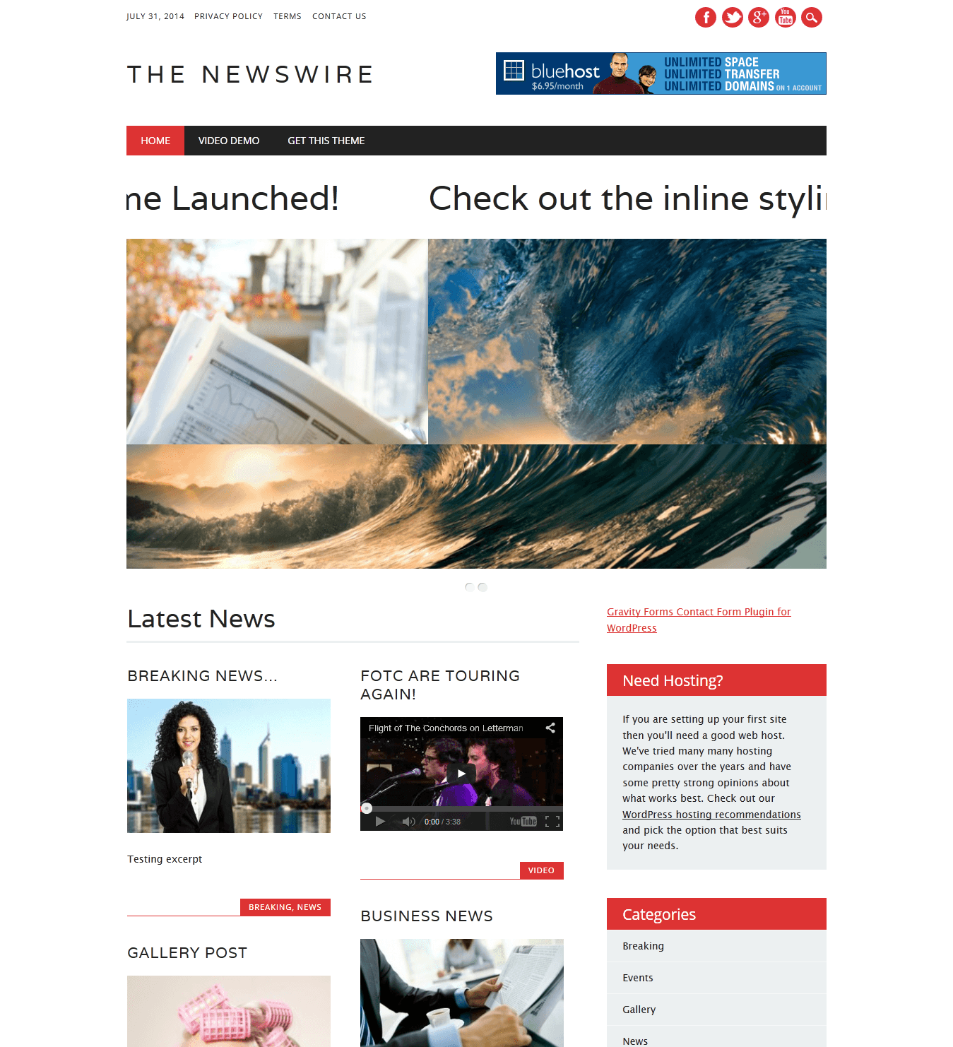 The Newswire