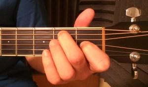 E7 Guitar Chord