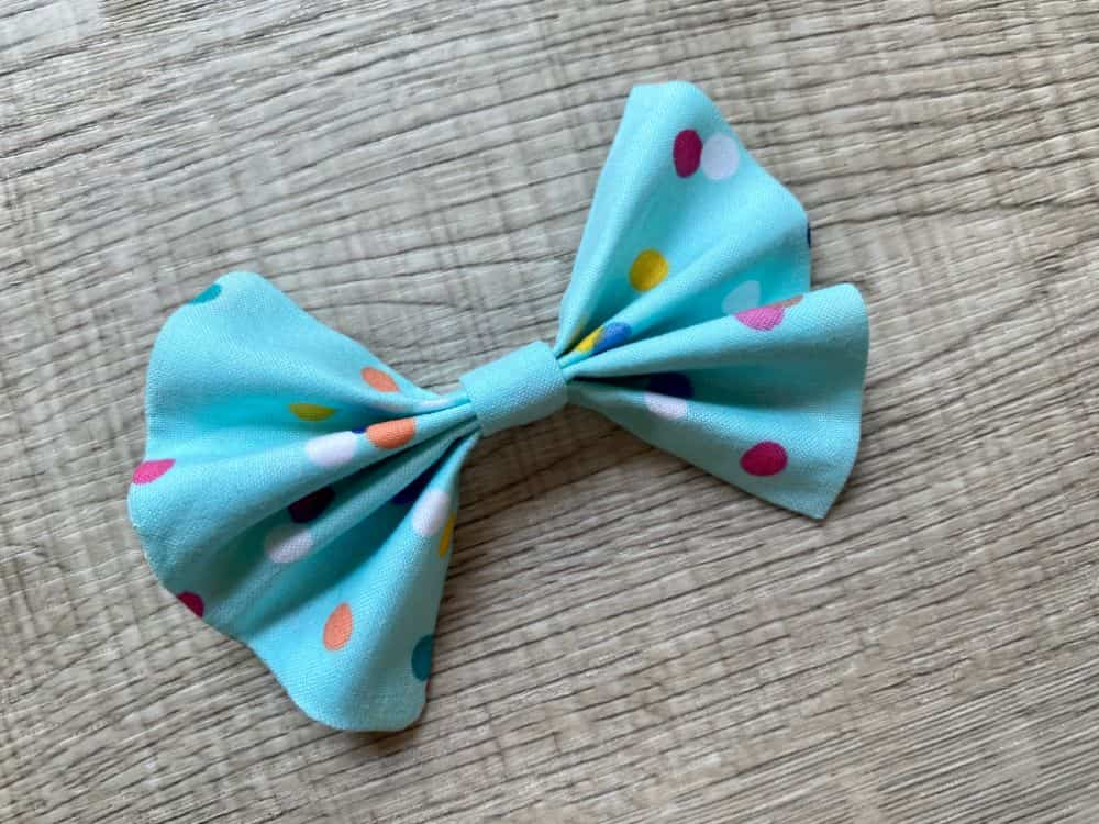 DIY Fabric Bow - Sewing Tutorial