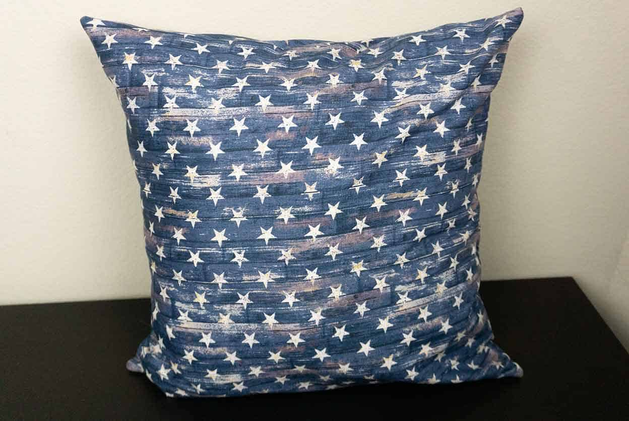 Easy DIY Pillow Covers Sewing Tutorial