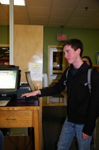 University of Maine to Use Hand Scan for Meal Purchases