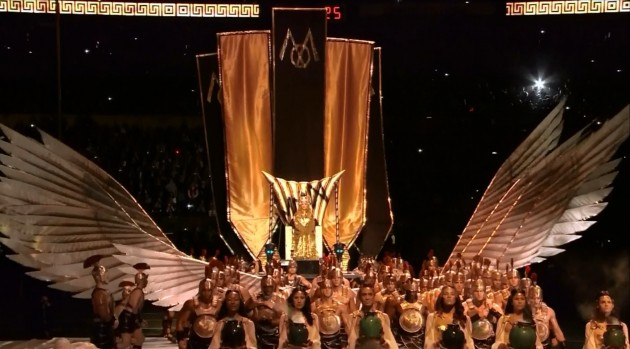 'Ye Shall Be as Gods': Madonna's Super Bowl Illuminati ...