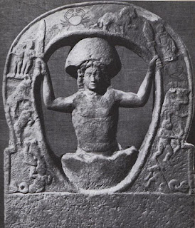 Mithras born from a rock | Was Jesus a copy of Mithras?