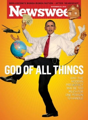 Obama Shiva Time magazine Cover | Illuminati Symbolism