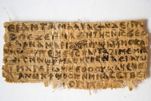The 'Gospel Of Jesus' Wife' Attempts A Comeback – And Fails Again