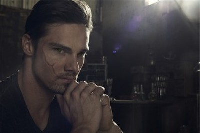 CW Beauty and The Beast Vincent Scar |  Illuminati Nephilim Antichrist