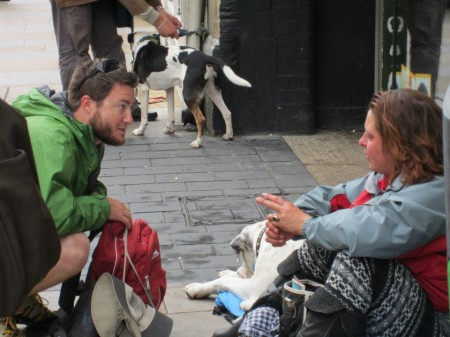 Witnessing the Gospel to the homeless | Bible verses on helping the poor