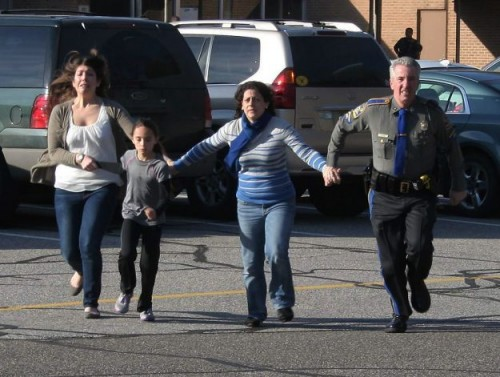 Sandy Hook School Shooting Fleeing Adam Lanza Why Does God Allow Suffering