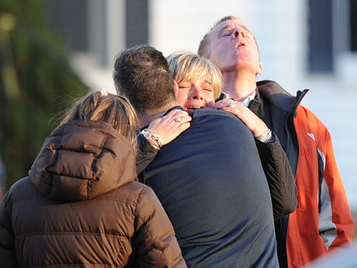 Sandy Hook School Shooting Parents In Agony Why does God allow evil