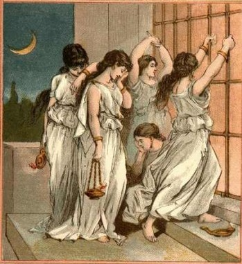 Foolish Virgins | Meaning of the Parable 10 Virgins. Can you miss the Rapture?