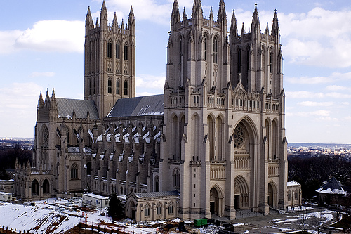 Washington National Cathedral | Gay Marriage.