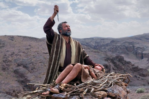 History Channel The Bible | Blasphemyy and heresy with Biblical errors.
