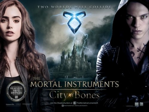 Mortal Instruments | Illuminati Twisting Bible Scripture | It is not Biblically accurate