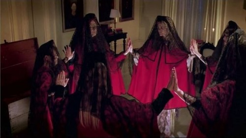 AHS: Coven Illuminati Marketing Satan to girls and teenagers