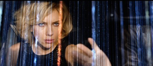 Lucy Movie Illuminati New World Order Predictive Programming | Transhumanism Singularity